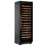 【開梱設置付き】ユーロカーブ ワインセラー コンパクト59シリーズ ガラスドア  V259M-PTHF 【収納本数:118本】