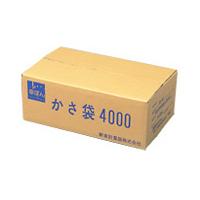 傘袋スタンド傘ぽん専用ビニール袋(4000枚入)型番:ZKS-43