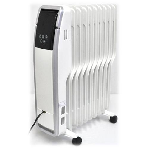 【今季販売終了】ベルソス オイルヒーター 送料無料 ホワイト VS-3410SH 10枚S字フィン VERSOS