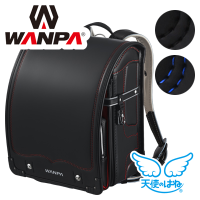 ※在庫・納期お問い合わせ下さい 天使のはね 2019年ランドセル ワンパ イーグル 男の子 WANPA セイバン 送料無料 A4フラットファイル対応 WA18EGL