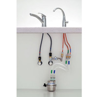 シーガルフォー浄水器 ビルトインタイプ 浄水器専用水栓 上面施工タイプ X1-MA02