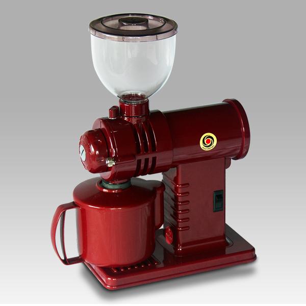 【代引手数料無料】【送料無料】フジローヤル みるっこDX R-220 スタンダード 赤 レッド 富士珈機 コーヒーミル