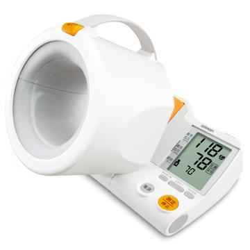 [代引手数料無料] オムロン デジタル自動血圧計 HEM-1000 スポットアーム 上腕式血圧計 HEM1000