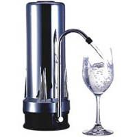エアリバー602シリーズ 酸化還元浄水器 ハイテクヘルスウォーター2 シルバー(クローム)タイプ