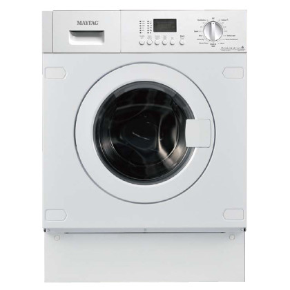 【売価ご相談下さい】メイタッグ(MAYTAG) ビルトイン型電気洗濯乾燥機 MWI74140JB(60Hz専用モデル) 旧品名:ワールプール AWI74140JB